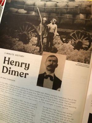 henry dimer