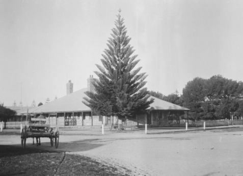 Esperance Post Office and Telegraph Station